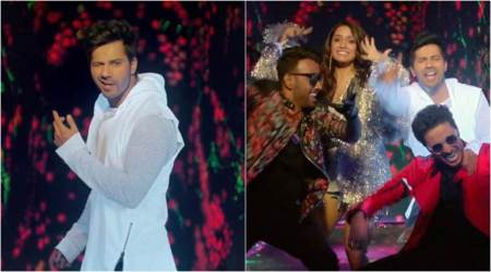 Nawabzaade song High Rated Gabru: Varun and Shraddha add Bollywood moves to hit Punjabi track