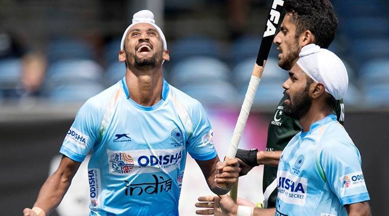 Hockey India vs Pakistan