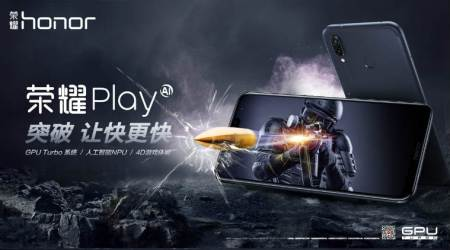Honor 9i (2018), Honor Play launched in China: Specifications, features