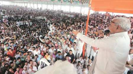 Hooda wraps up another phase of his yatra, says BJP on its wayout