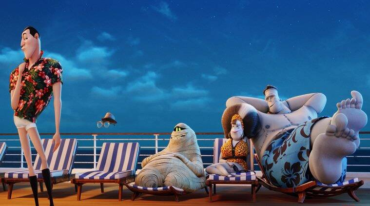 Hotel Transylvania 3 A Monster Vacation Gets India Release Date Entertainment News The Indian Express