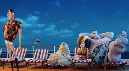 Hotel Transylvania 3 - A Monster Vacation to release in india on july 20