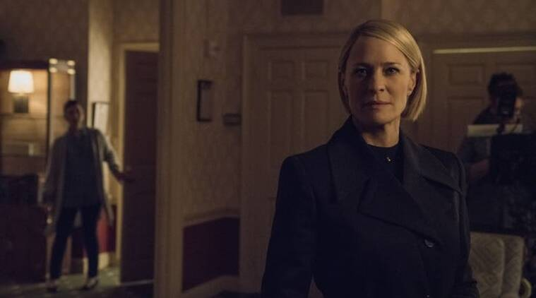 House of Cards season 6: Robin Wright's Claire Underwood takes command | The Indian Express