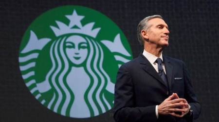 Starbucks exec Howard Schultz to step aside, mulling 'range of options'