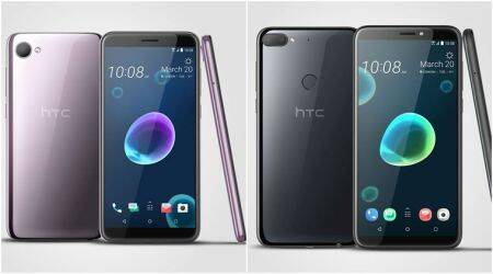 HTC Desire 12, Desire 12+ with 18:9 displays launched in India: Price, specifications and features
