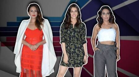 Swara Bhaskar, Kriti Sanon, Huma Qureshi: Who wore what at Anand L Rai's star-studded birthday bash