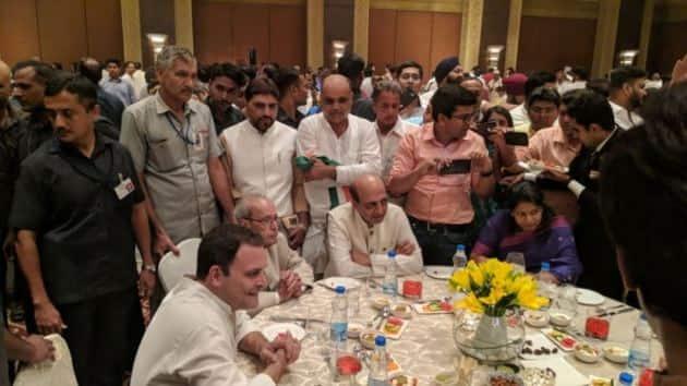 Iftar, Iftar party, Rahul Gandhi, Congress Iftar, BJP Iftar, Ramzan, Ramdan, Iftar photos, Congress iftar party photos, BJP iftar party photos, Indian Express photos