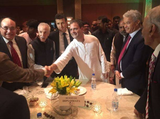Iftar, Iftar party, Rahul Gandhi, Congress Iftar, BJP Iftar, Ramzan, Ramdan, Iftar photos, Congress iftar party photos, BJP iftar party photos, Indian Express photos
