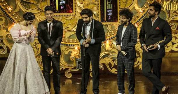 best music direction award IIFA