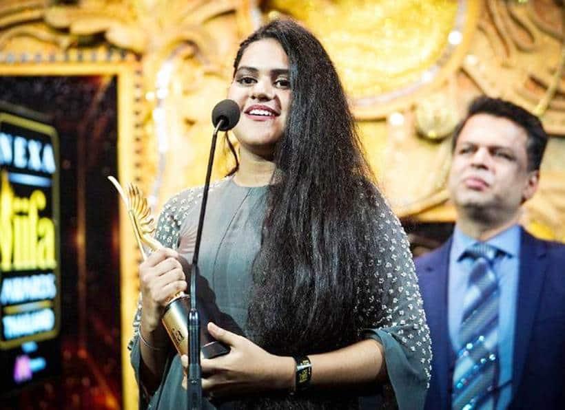 meghna mishra won for secret superstar