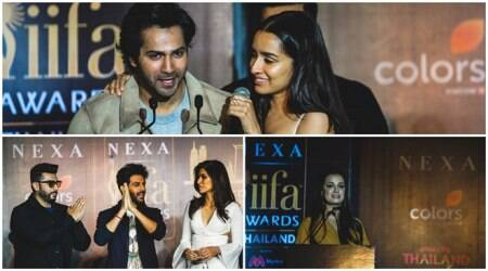 IIFA Awards 2018 Day 1: Bollywood stars dazzle Bangkok