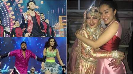 IIFA 2018 performances by rekha, ranbir kapoor, varun dhawan, arjun kapoor and others