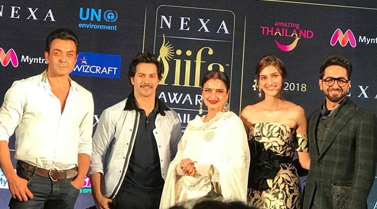 IIFA 2018 performances