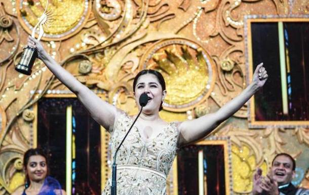 meher vij won IIFA for secret superstar