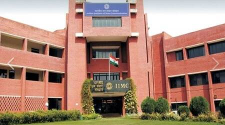 Showcause to 12 IIMC students for 'talk on affordable education'
