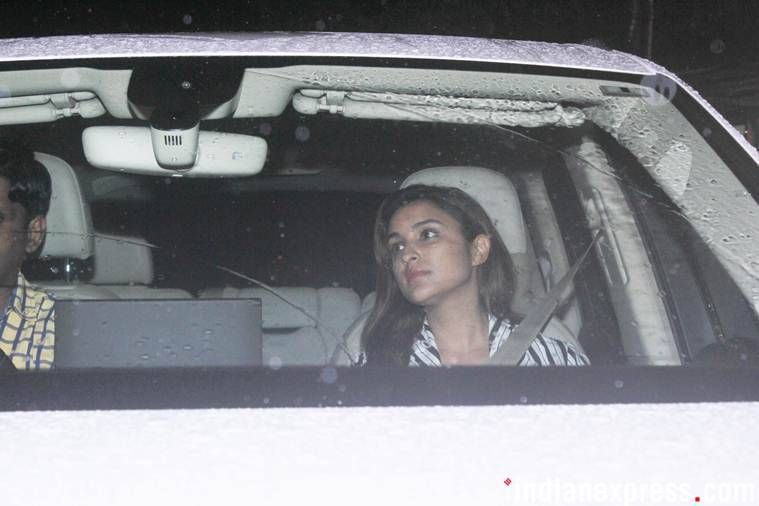 parineeti chopra visits priyanka and nick jonas