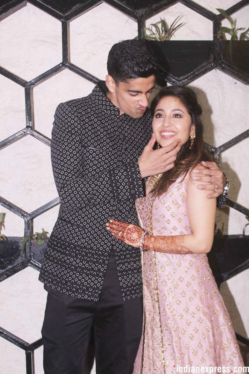 Shweta Tripathi marries Chaitanya Sharma