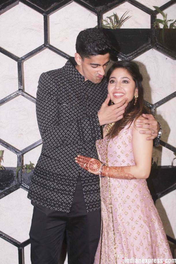 Shweta Tripathi marries Chaitanya Sharma