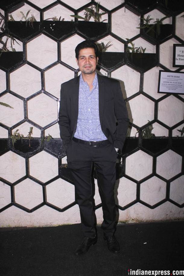 sumeet vyas at Shweta Tripathi and Chaitanya Sharma wedding