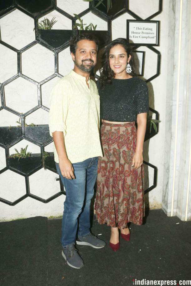 angira dhar and anand tiwari