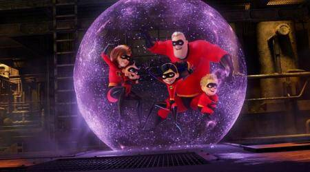 Incredibles 2 headed for a record 180 million dollar-plus opening in theUS