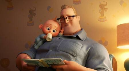 Incredibles 2 delivers record-breaking opening of 180 million dollars in theUS