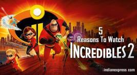 5 reasons to watch Incredibles2