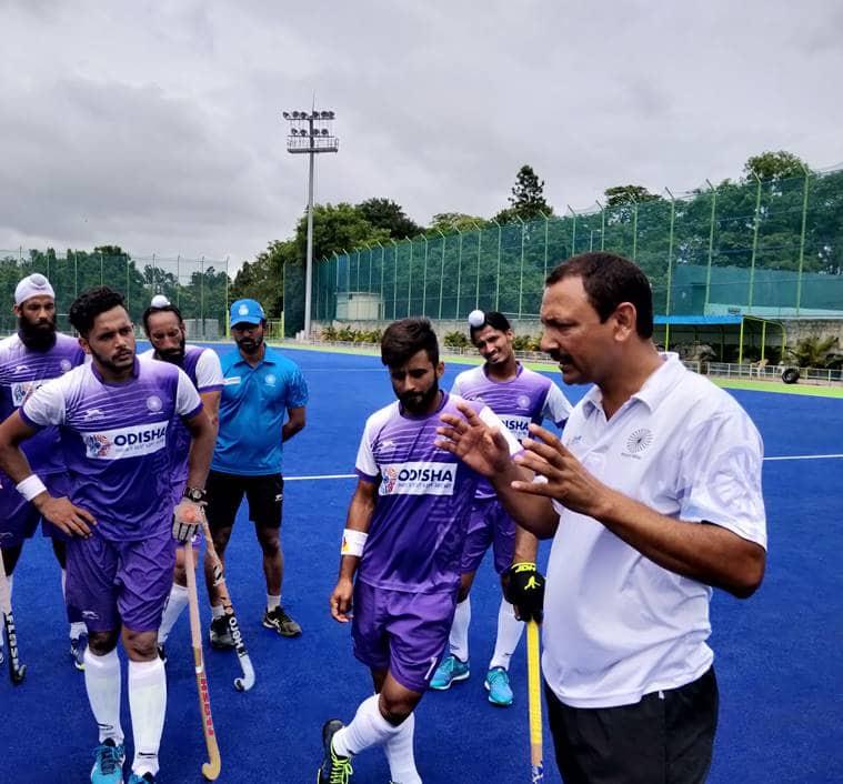 India vs Pakistan Live Hockey