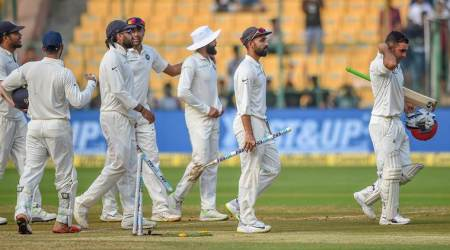 India vs Afghanistan only Test: Over and out inside two days