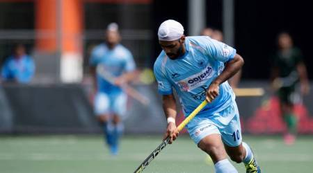 India vs Argentina Hockey Live Score, Champions Trophy Live: India 2-1 Argentina in fourth quarter