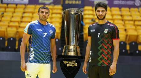 India vs Iran Kabaddi, Kabaddi Masters Dubai Final: India beat Iran 44-26 to win title