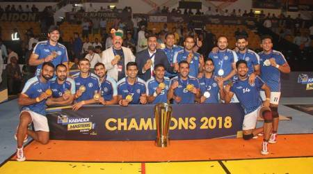 India reign supreme in Kabaddi Masters Dubai 2018, clinch title with easy win over Iran