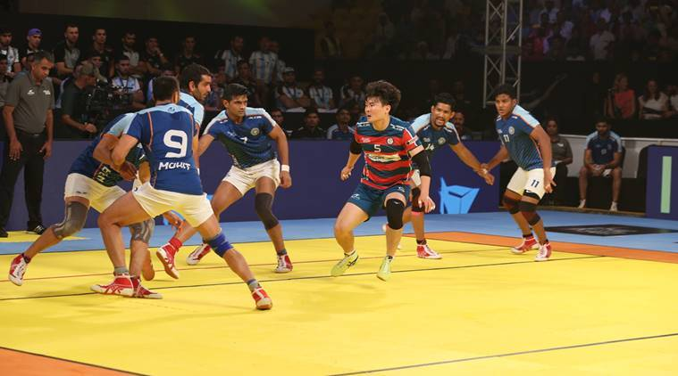 India vs South Korea kabaddi live