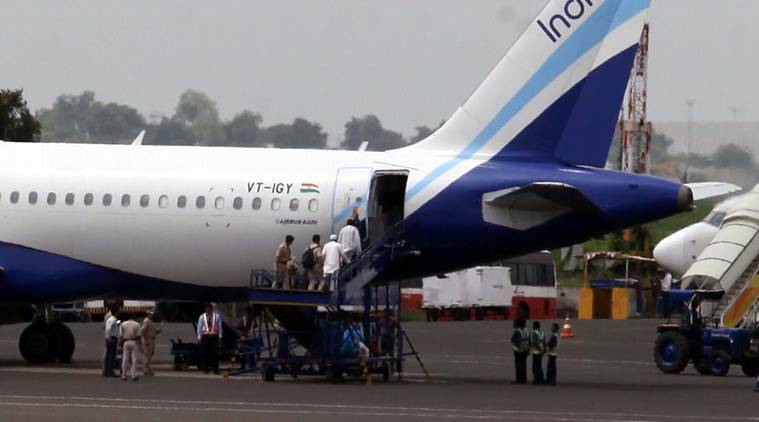 Indigo, inidigo to alunch Pune and Prayagraj, Indan express, Mumbai