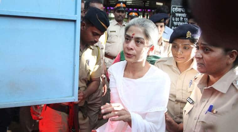 Indrani Mukerjea,Indrani Mukerjea bail appeal, Sheena Bora case, Sheena Murder case, India news, Indian Express, latest news,