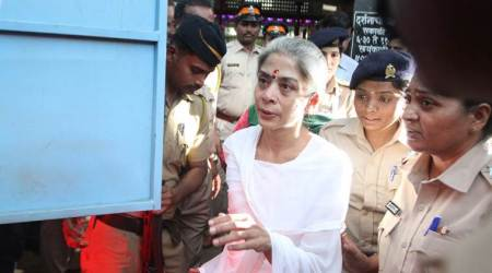 Indrani Mukerjea seeks bail, cites threat to life