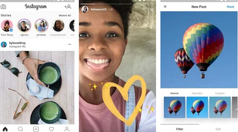 Instagram Lite is now live on the Play Store, a lighter