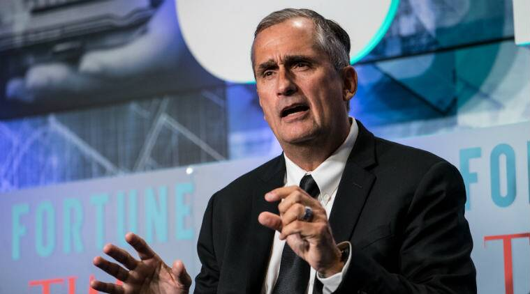 Intel, Brian Krzanich resigns, Intel CEO Brian Krzanich, Krzanich leaves Intel, Intel chip business, Robert Swan, artificial intelligence, Intel processors, self-driving cars, PC industry, computer processors