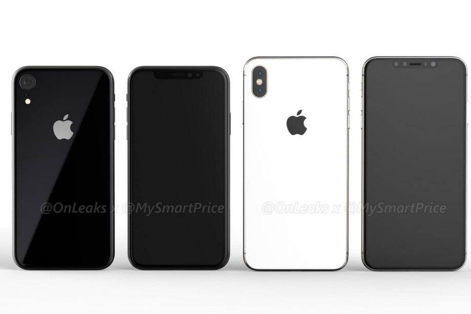 Apple, Apple iPhone X, Apple iPhone X renders, Apple iPhone X Plus renders, Apple iPhone X 2018 renders, Apple iPhone X leaks, Apple WWDC 2018