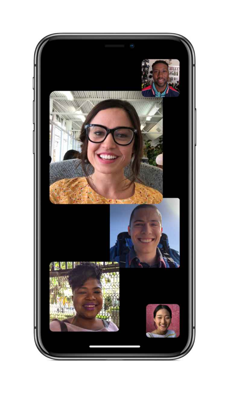facetime group video
