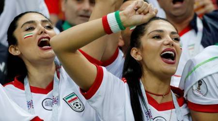 FIFA World Cup 2018: Iranian fans attempt to disrupt Portugal's sleep athotel