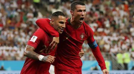 Iran vs Portugal Live Score FIFA World Cup 2018 Live Streaming: Iran 0-1 Portugal Live Streaming