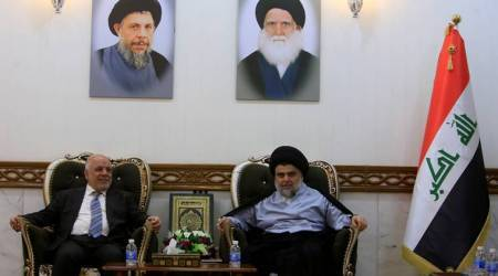 Iraqi PM announces coalition with cleric Muqtada al-Sadr