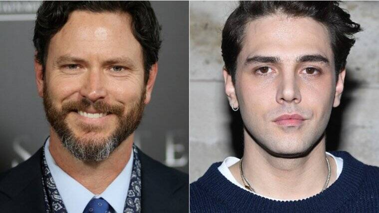 Xavier Dolan and Will Beinbrink will play the role of Adrian Mellon and Tom Rogan, respectively. in it chapter 2