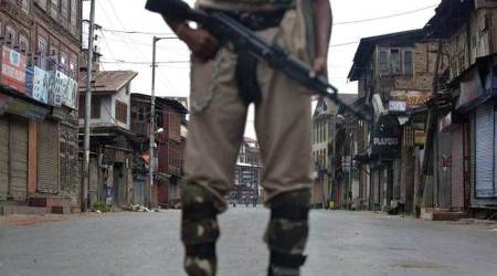J-K: Several Special Police Officers announce resignation in Tral