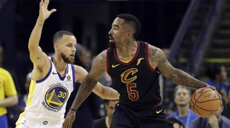 NBA Finals: Cavaliers' JR Smith changes story on late-game mistake