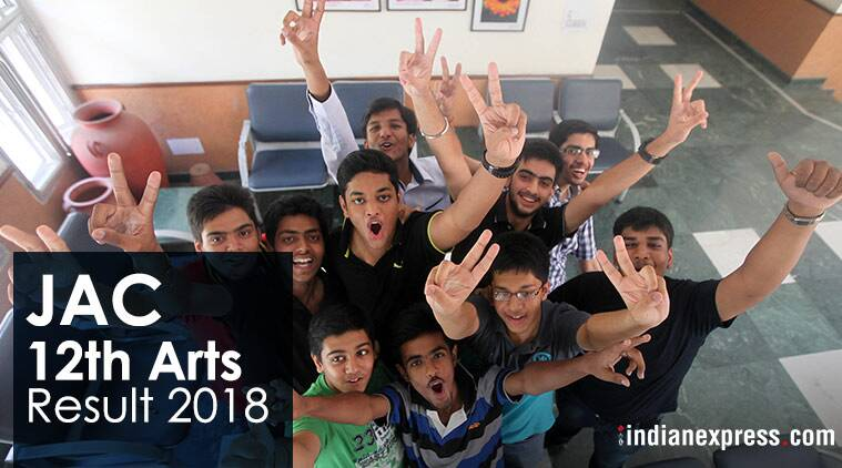 jharresults.nic.in, jac.nic.in, JAC 12th Arts Result 2018, JAC Result