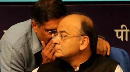 Arun Jaitley bids Arvind Subramanian goodbye: Read his full Facebook post here