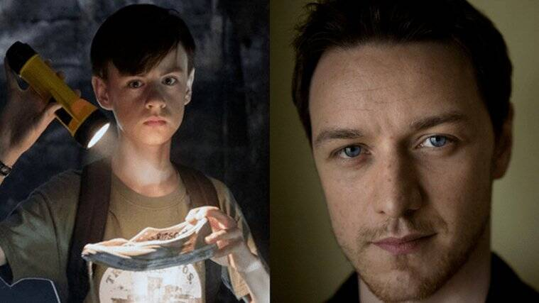 james mcavoy as bill denborough