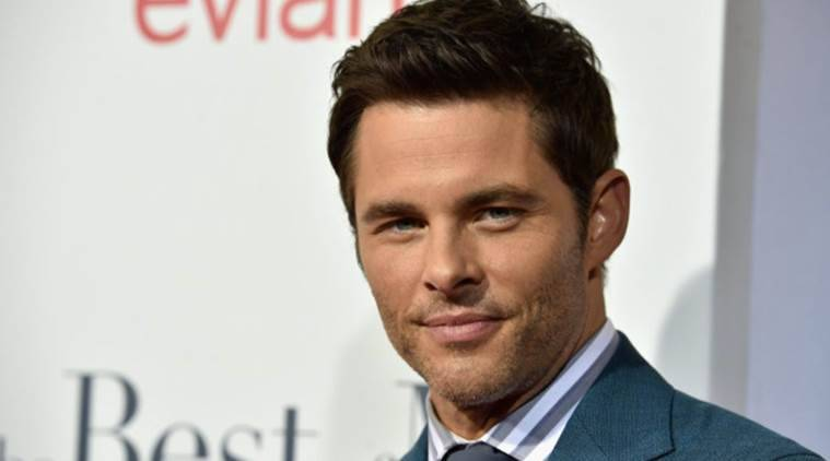 James Marsden upcoming movies